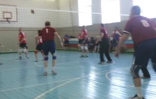 Турнир ветеранов-волейболистов