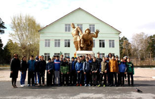 Победители Челябинского городского турнира провели однодневный сбор в Чебаркульском гарнизоне