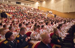 Екатеринбургскому суворовскому военному училищу – 75 лет!