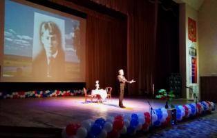 Участник Совета шефов воинских частей – Новый Художественный театр из Челябинска