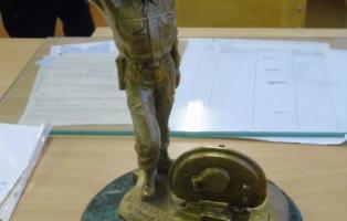 На родине танкиста хранят память о защитнике Отечества