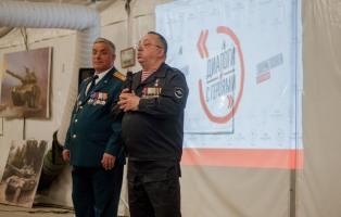 На Чебаркульском полигоне состоялись военно-патриотические соревнования «Зарница – во славу Отечества»