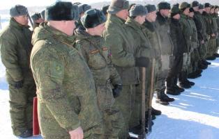 Поле - академия солдата