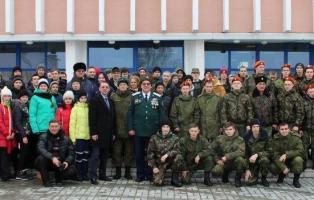 """""""Казачья зарница - 2016"""""""
