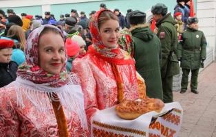 Челябинск приветствовал «Сирийский перелом»