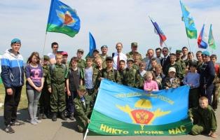 Всеармейские соревнования в Чебаркуле