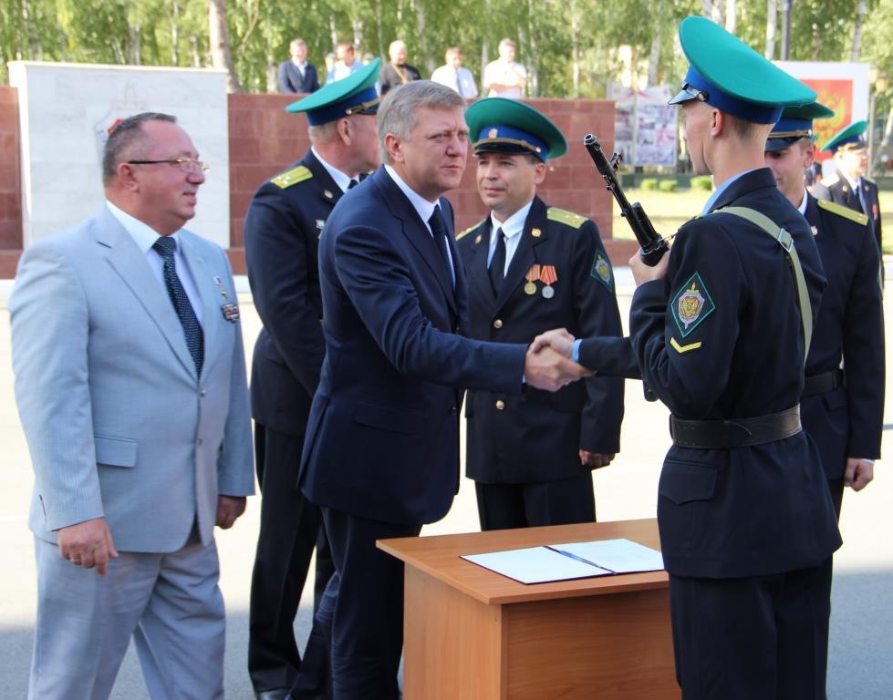Руководство Московского Пограничного Института Фсб России