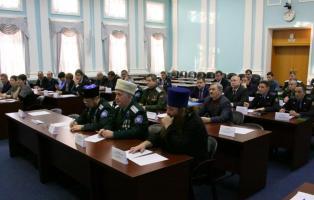 Культурные проекты и кадетское образование – направления деятельности казачества на Южном Урале