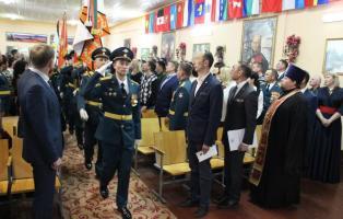 Наследников и продолжателей воинской славы чествовали в Щучанском гарнизоне