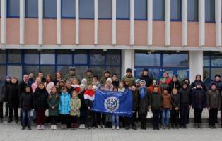 Организаторы военно-шефской деятельности приняли участие в совещании полномочного представителя Президента РФ
