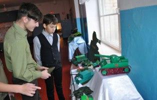 Школьники в музее Коелги