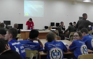 Сбор поисковых отрядов Урала