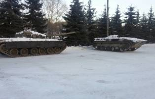 В Златоусте формируется мемориальная площадка памяти о подвиге 171 стрелковой дивизии.