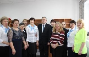 Отделение почтовой связи с. Еманжелинка вчера торжественно отметило новоселье.