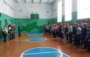 Сельский этап «Зарницы -2017»