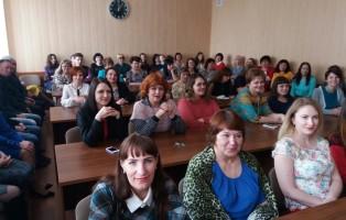 В Еткульском районе поздравили с весной в сердце