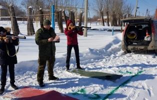 Спортивно-тактическую игру «Зарница» посвятили юбилею родного села