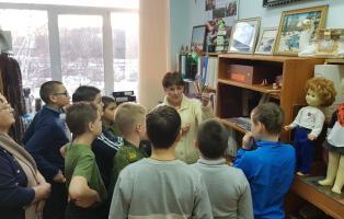 Челябинские кадеты принимают участие в мероприятиях социального проекта