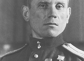 Герой Советского Союза Василий Колонов