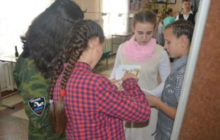 На родине легендарного танкиста дан старт социальному проекту «История Отчизны в нас живет».