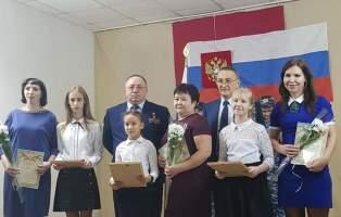 Ученикам в Златоусте впервые вручили премии имени Героя России Сергея Зяблова