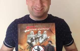 В Челябинск доставлена книга Романа Грибанова «Боги войны. Они спасли мир»