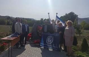 Развивается дружба Фонда и сельской школы, носящей имя легендарного партизана Крыма