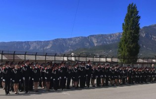 Центр кадетского движения Крыма показал свои достижения