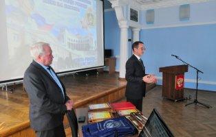 В городе-Герое Севастополе состоялись мероприятия Фонда
