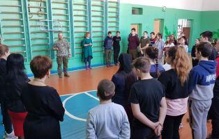 «Зарница» объединила представителей трех муниципалитетов Южного Урала