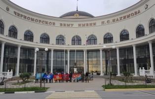 Экспедиция челябинских поисковиков завершила свою работу в Севастополе
