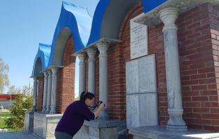 Еще два мемориала обследованы в рамках проекта «Историю Отечества храним!»