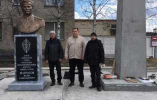 Мемориал в честь защитников рубежей Отечества в столице уральских оружейников