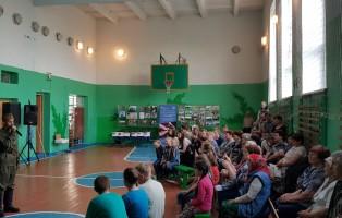 Дню Победы посвятили концертную программу