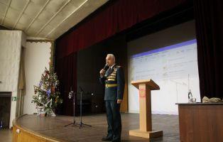 Творческая встреча с ветераном боевых действий