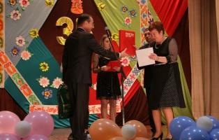 Руководством Фонда и Экспертного совета отмечена работа сельской школы-музея