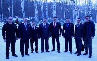 Вместе созидать и воспитывать патриотов России