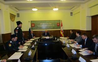 Рабочая группа по делам казачества Челябинской области