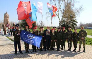 Поздравляем побратимов с Днём 76-й годовщины освобождения города Армянска от фашистских захватчиков!