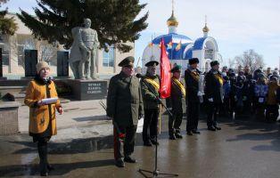 Эстафету Победы достойно встречают на Южном Урале