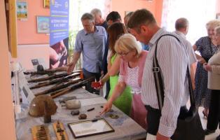 Отчет поисковой экспедиции перед руководством органов местного самоуправления и общественностью Еткульского муниципального района