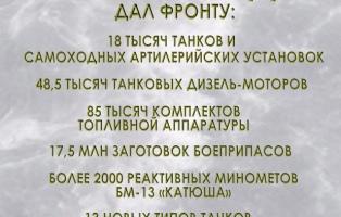 Рабочее совещание по увековечиванию памяти о подвиге Танкограда