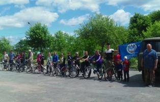 Летопись «Ростка»: велосипедный туризм