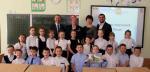 Урок Мужества в школе г. Симферополя