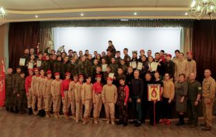 Первый юнармейский турнир Челябинской области по военно-тактической игре «Лазертаг»