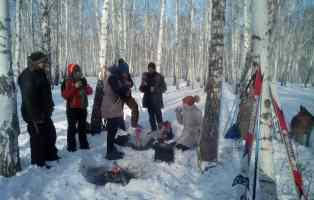 Лыжные выходные