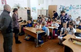 Встречи со школьниками