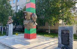 В столице оружейников Урала увековечили память о подвигах пограничников